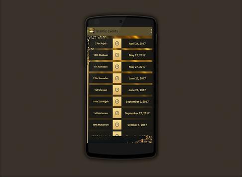 Prayer times Salaat First 2017 screenshot 2