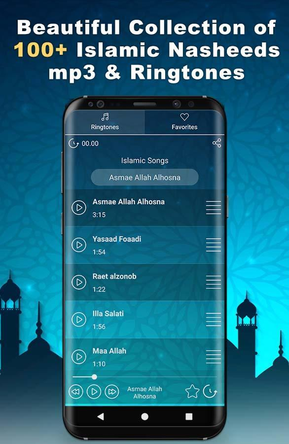 Famous Islamic Songs & Nasheeds & Ringtones 2019 for Android