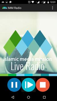 Islamic Media Mission official poster