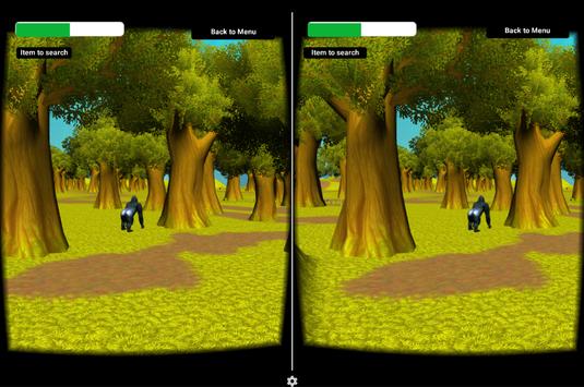 Island Nightmare: VR Adventure screenshot 1