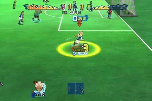 Guide Inazuma Eleven Go Strikers screenshot 2