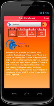 Daily Horoscope screenshot 1