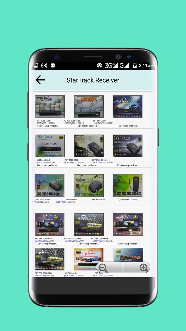 All Dish Receiver Softwares Downloader for Android - APK Download