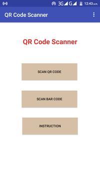 QR Code Barcode Scanner & Reader poster