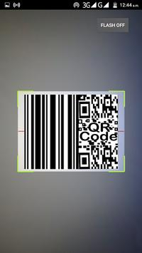 QR Code Barcode Scanner & Reader screenshot 1