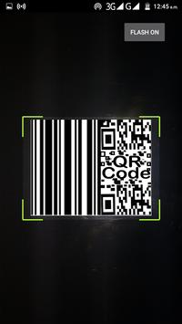 QR Code Barcode Scanner & Reader screenshot 2