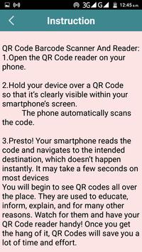QR Code Barcode Scanner & Reader screenshot 3