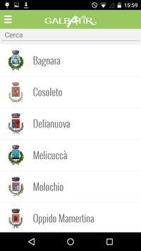 Guida Basso Tirreno Reggino screenshot 1