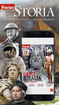Focus Storia poster