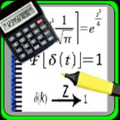 Uni Math Formulas icon