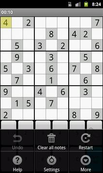 Classics Sudoku: Logic Puzzle screenshot 3