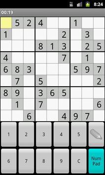 Classics Sudoku: Logic Puzzle poster