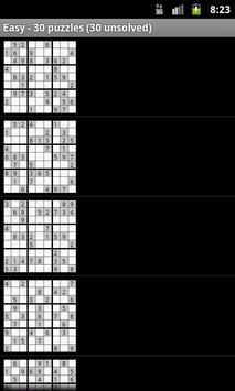 Classics Sudoku: Logic Puzzle screenshot 2