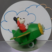 A Toy Flight GPS icon