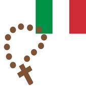 Rosario santo italiano audio offline icon