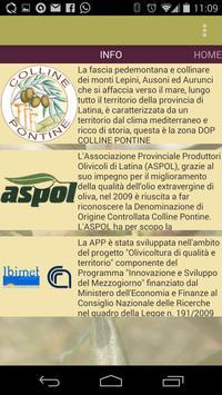 DOP Colline Pontine poster