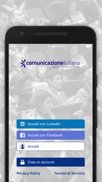 Comunicazione Italiana poster