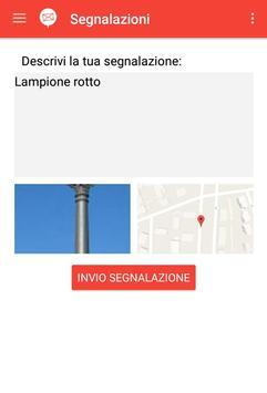 SMS Sindaco screenshot 1