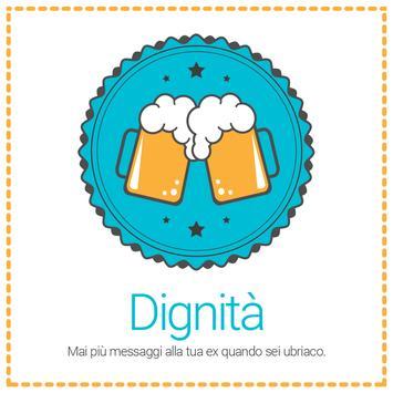 Dignità - Chat Locker Cartaz