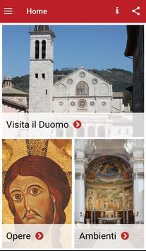 Il Duomo di Spoleto poster