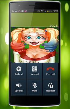 Fake Call From Suicide Squad poster