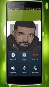 Fake Call From Drake poster