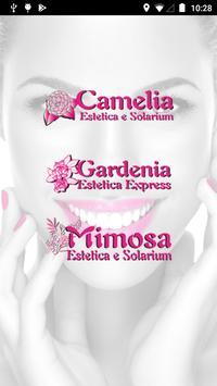 Camelia&Mimosa&Gardenia poster