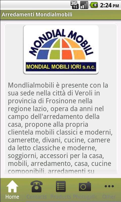 Arredamenti Mondialmobili APK Download - Free Productivity APP for ...
