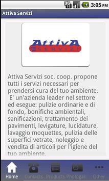 Attiva Servizi poster