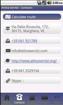 Attiva Servizi apk screenshot