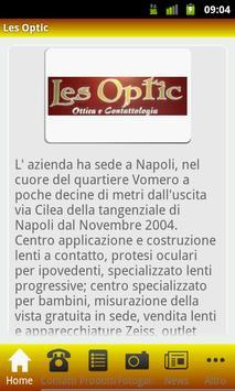 Les Optic poster