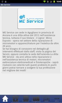 Me Service Agugliano apk screenshot