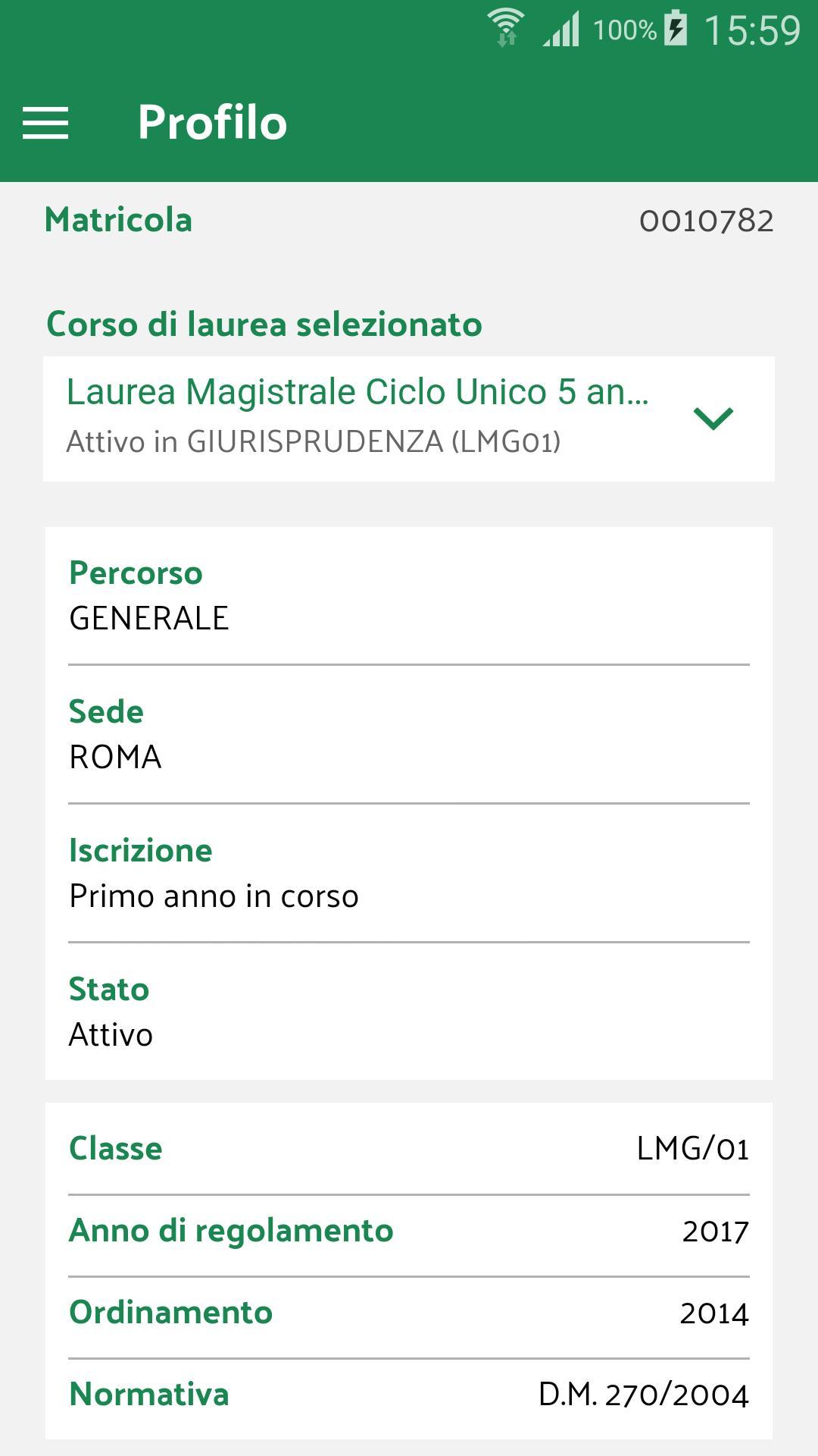 Calendario Esami Unimarconi.Unimarconi For Android Apk Download