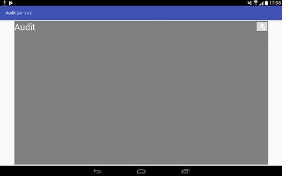 Audit apk screenshot