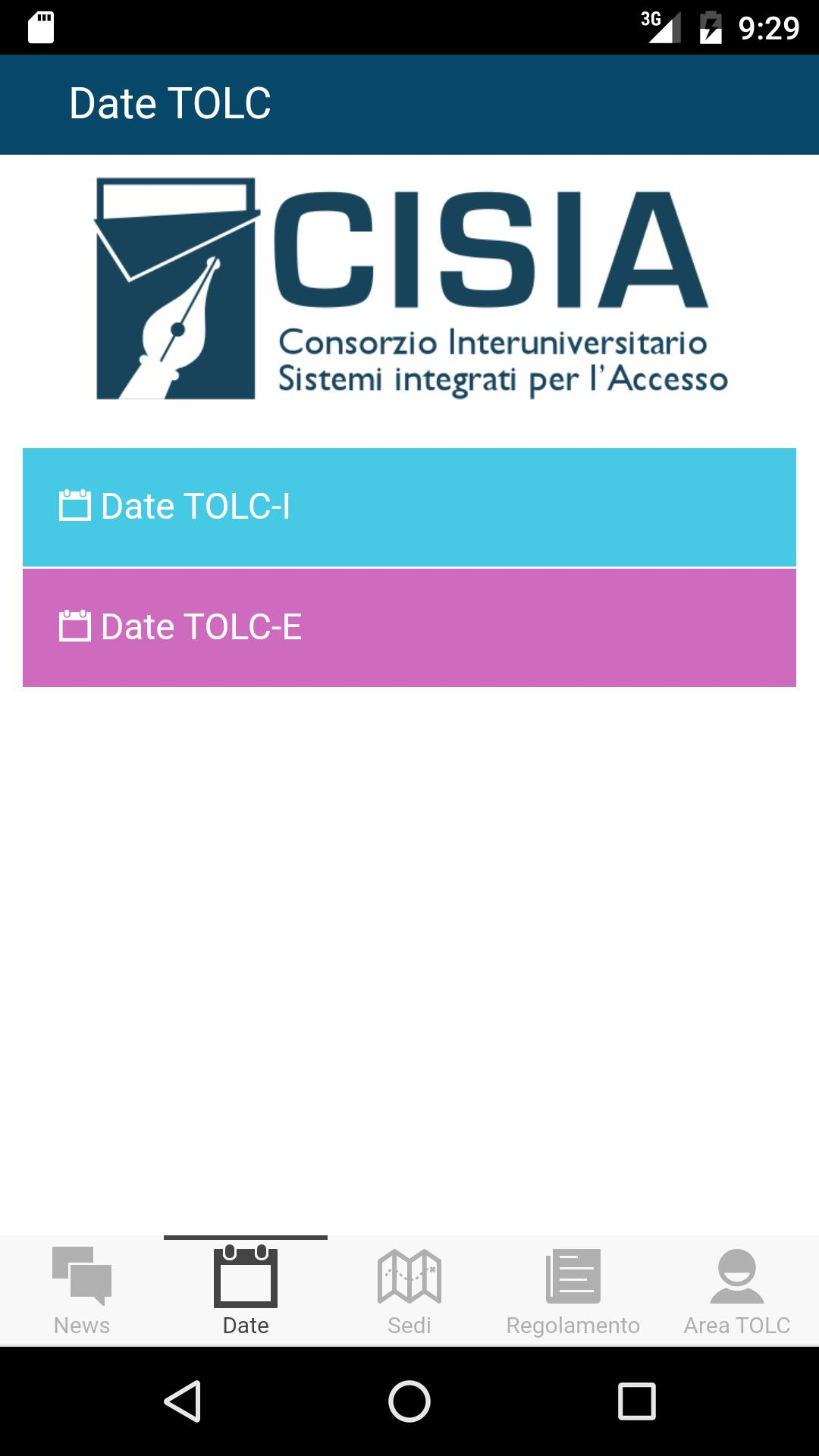 Tolc I Calendario.Tolc For Android Apk Download