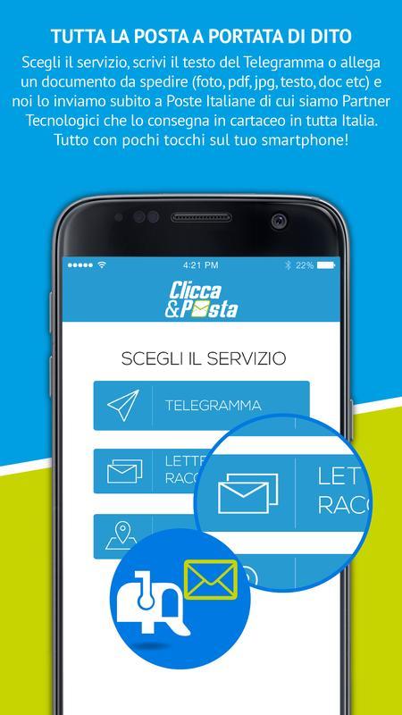 Raccomandate E Telegrammi For Android Apk Download