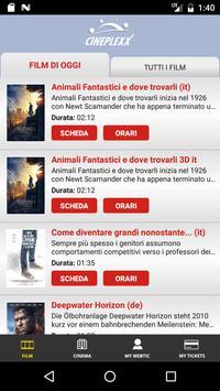 Webtic Cineplexx Bolzano poster