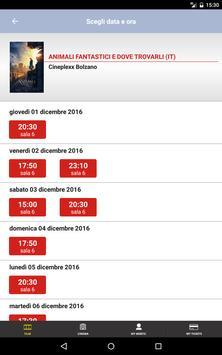 Webtic Cineplexx Bolzano screenshot 12
