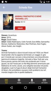 Webtic Cineplexx Bolzano screenshot 1