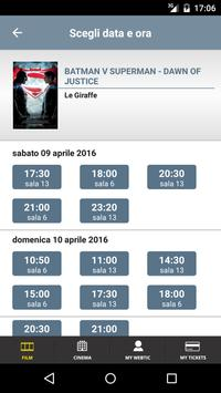 Webtic Milano al Cinema apk screenshot