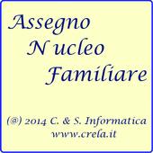 Assegno Nucleo familiare icon