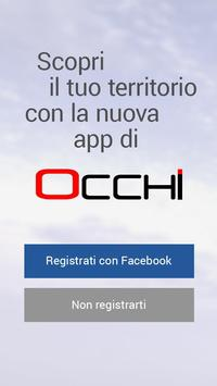 Occhi for you poster