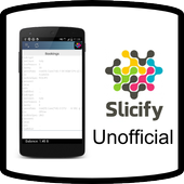 Slicify Unofficial Client icon