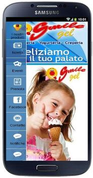 Gelateria Smile Gel poster