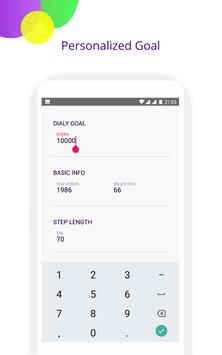 Step Counter - Pedometer apk screenshot