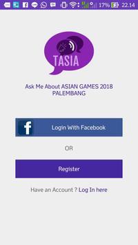 TASIA poster