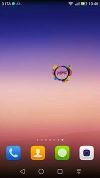 Widget Nfc poster