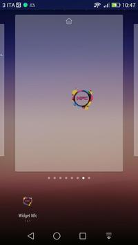 Widget Nfc apk screenshot