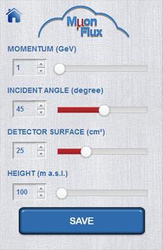 Muon Flux apk screenshot