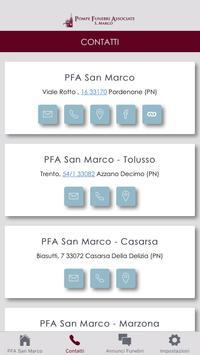 PFA San Marco apk screenshot